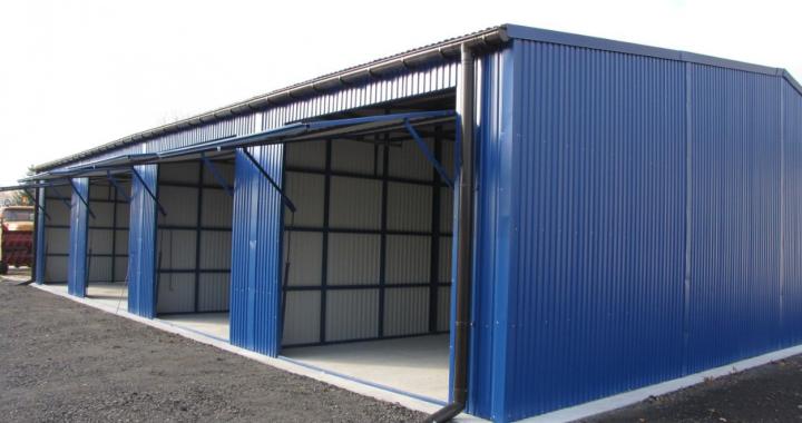 wentylacja garaży blaszanych producent